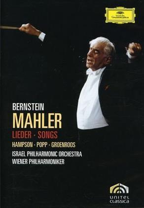 Wiener Philharmoniker & Leonard Bernstein (1918-1990) - Mahler - Lieder