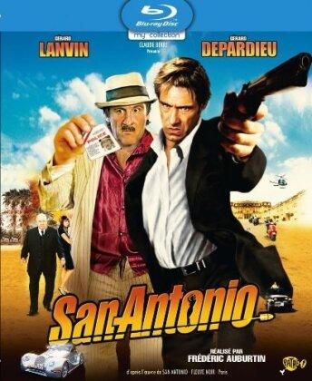 San Antonio - (Blu-ray Pocket Emballage Carton) (2004)