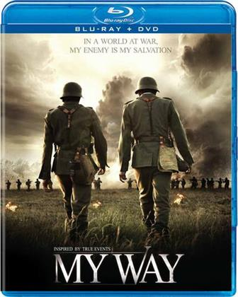My Way (2011) (Blu-ray + DVD)