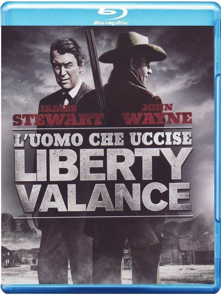 L'uomo che uccise Liberty Valance (1962) (n/b)