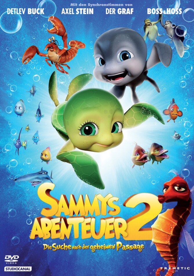 Sammy's Abenteuer 2 - Die Suche nach der geheimen Passage (2012)