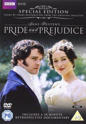 Pride And Prejudice (1995) (Edizione Speciale, 2 DVD)