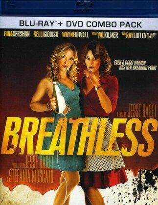Breathless (2012) (Blu-ray + DVD)