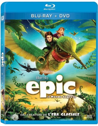 Epic (2013) (Blu-ray + DVD)