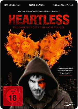 Heartless (2009) (Steelbook)