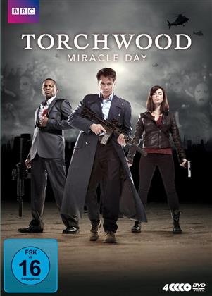 Torchwood - Miracle Day (4 DVDs)