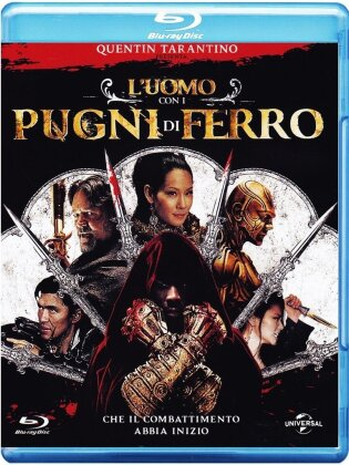 L'uomo con i pugni di ferro - The Man with the Iron Fists (2012)