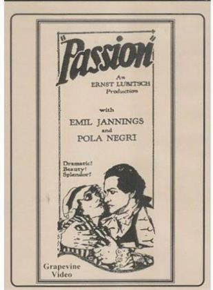 Passion - Madame Dubarry (1919)