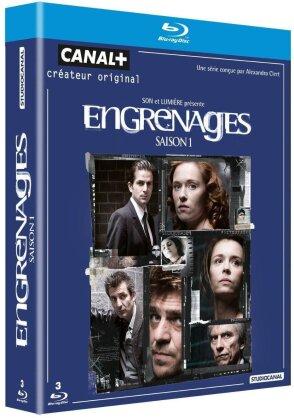 Engrenages - Saison 1 (3 Blu-rays)