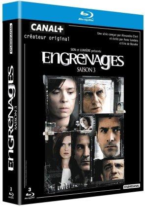 Engrenages - Saison 3 (3 Blu-rays)
