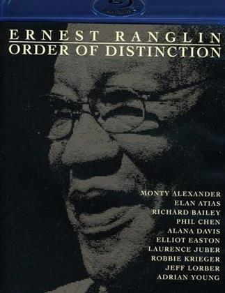 Ranglin Ernest - Order of Distinction