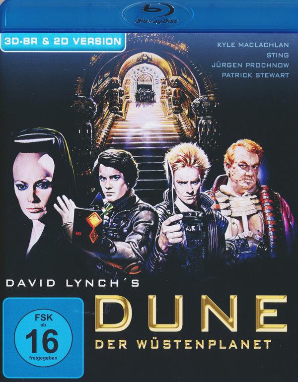 Dune - Der Wüstenplanet (1984)
