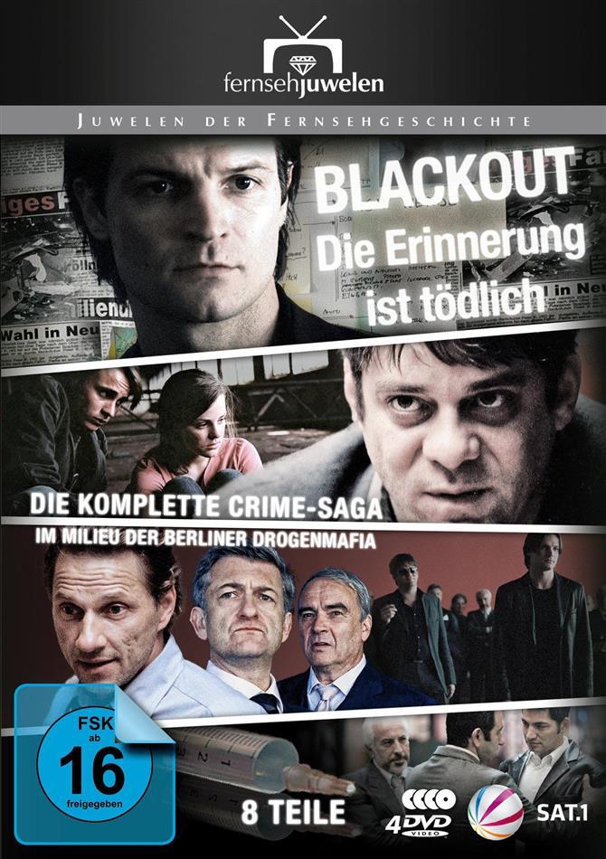 Blackout: Die Erinnerung ist tödlich - (Fernsehjuwelen 3 DVDs)