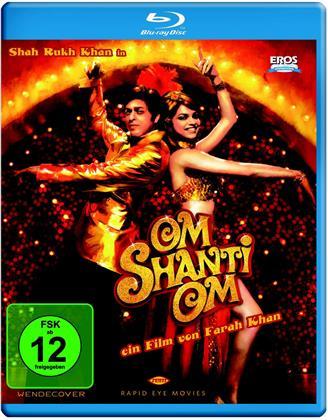 Om Shanti Om (2007) (Blu-ray + DVD)