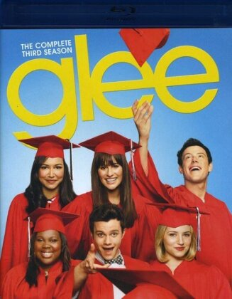Glee - Season 3 (4 Blu-rays)