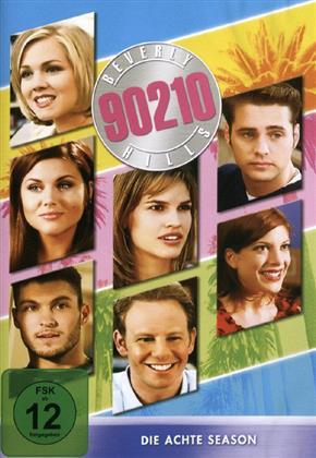Beverly Hills 90210 - Staffel 8 (7 DVDs)