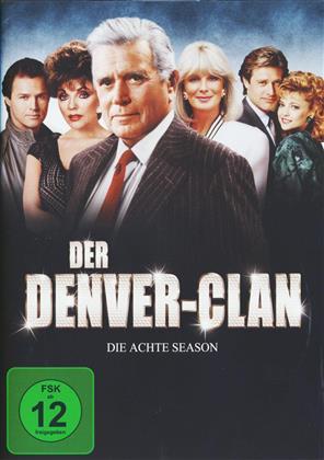 Der Denver-Clan - Staffel 8 (6 DVDs)