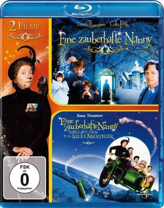 Eine zauberhafte Nanny 1 & 2 (2005) (2 Blu-rays)