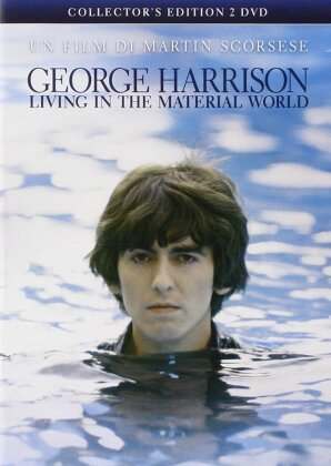 George Harrison - Living in the Material World (Collector's Edition, 2 DVD)