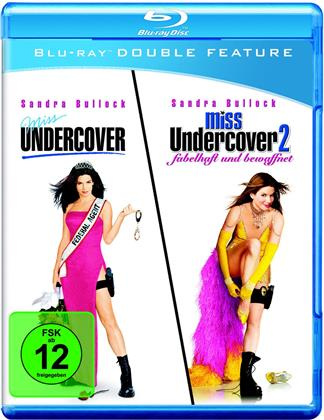 Miss Undercover / Miss Undercover 2 - Fabelhaft und bewaffnet (2 Blu-rays)
