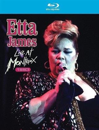 Etta James - Live at Montreux 1993