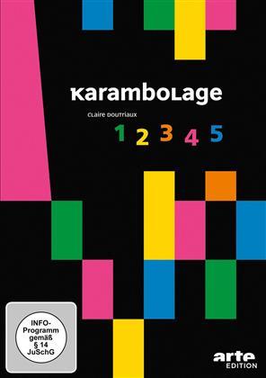 Karambolage 1-5 (5 DVDs)