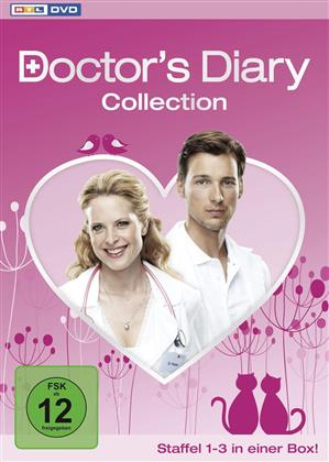 Doctor's Diary - Collection - Staffel 1-3 (6 DVDs)