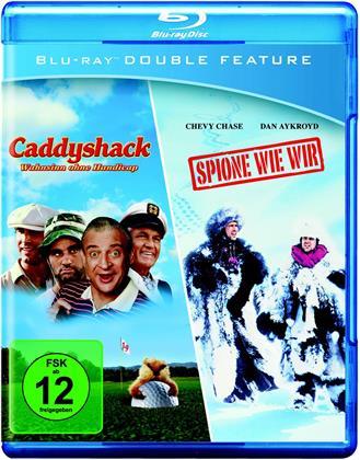 Caddyshack - Wahnsinn ohne Handicap / Spione wie wir (2 Blu-rays)