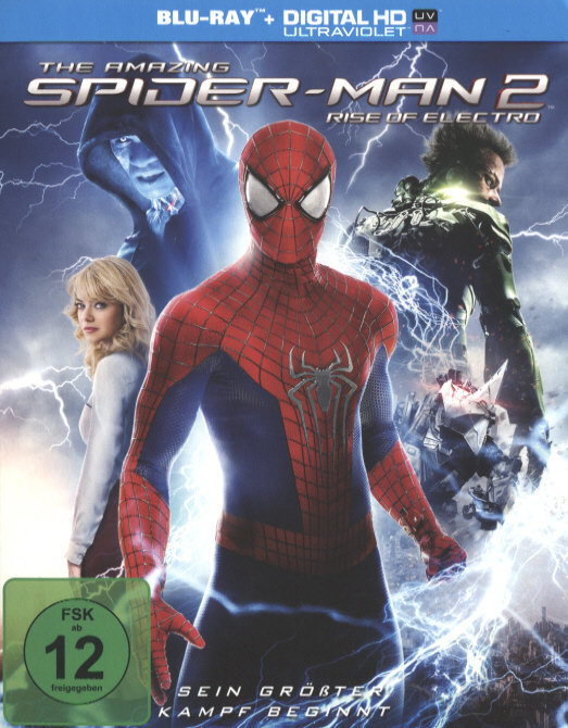 The Amazing Spider-Man 2 - Rise of Electro (2014)