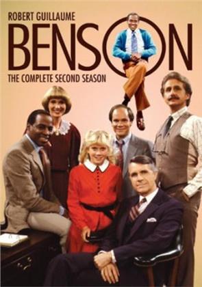 Benson - The Complete Second Season (2 DVDs)