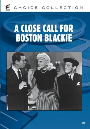 A Close Call for Boston Blackie (1946) (s/w)