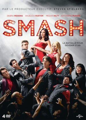 Smash - Saison 1 (4 DVDs)