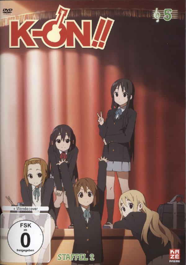 K-On! - 2. Staffel - Vol. 5