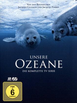 Unsere Ozeane - Die komplette TV-Serie (2010) (2 DVD)