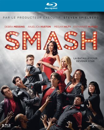 Smash - Saison 1 (4 Blu-rays)