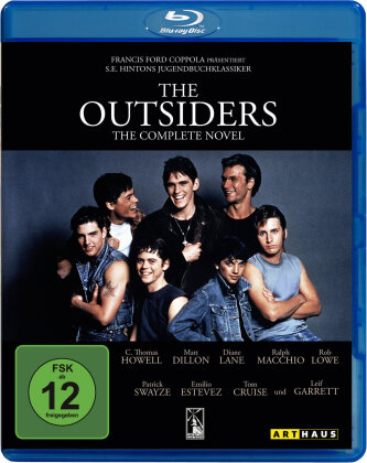 The Outsiders (1983) (Arthaus)