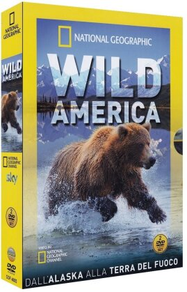 National Geographic - Wild America (2 DVDs)