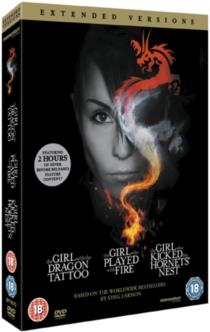 The Girl Trilogy - (Extended Versions 4 DVDs)