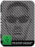 Men in Black 3 - (Ltd. Steelbook Edition - Real 3D + 2D - 2 Discs) (2012)