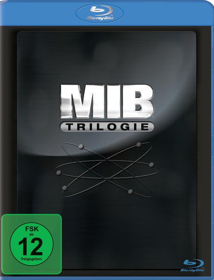 Men in Black 1-3 - Trilogie (3 Blu-ray)