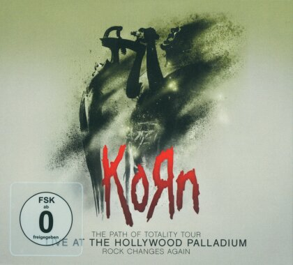 Korn - Live at the Hollywood Palladium (DVD + CD)