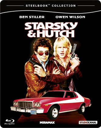 Starsky & Hutch (2004) (Steelbook)