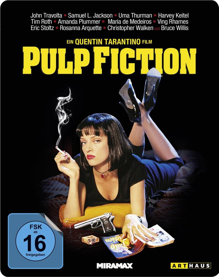 Pulp Fiction (1994) (Arthaus, Steelbook)