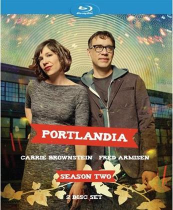 Portlandia - Season 2 (2 Blu-rays)