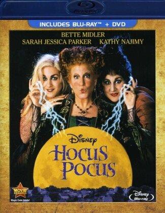Hocus Pocus (1993) (Blu-ray + DVD)