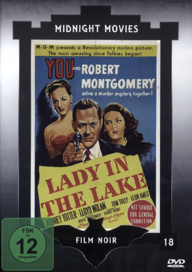 Lady in the Lake - (Midnight Movies 18) (1947)