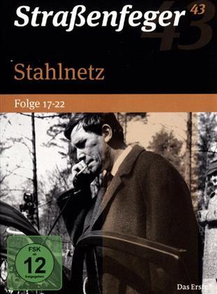 Strassenfeger Vol. 43 - Stahlnetz Folge 17-22 (4 DVDs)