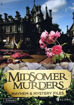 Midsomer Murders - Mayhem & Mystery Files (15 DVDs)