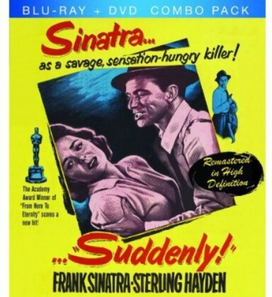 Suddenly (1954) (Blu-ray + DVD)