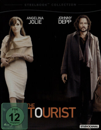 The Tourist (2010) (Steelbook)